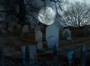 Howard Street Cemetery - Photo