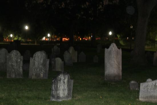Haunted Boston—What Are the Most Haunted Locations? - Boston