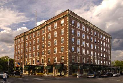 the hawthorne hotel