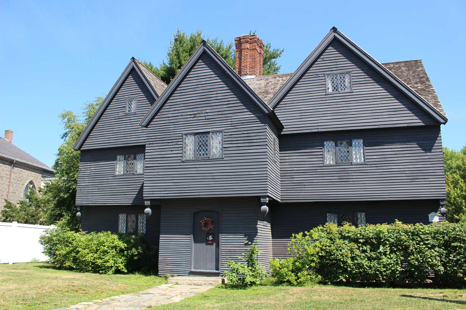 the witch house