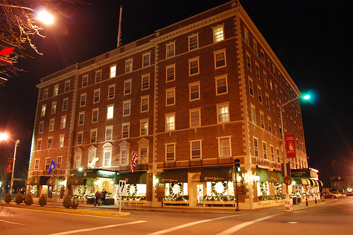 The Hawthorne Hotel - Photo