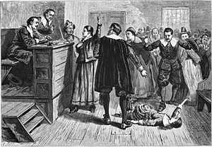 The Salem Witch Trial: A blow by blow - Photo