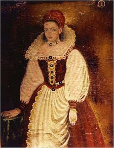 The Blood Countess, Elizabeth Bathory. - Photo