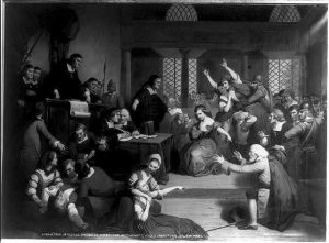 The Salem Witch House - Photo